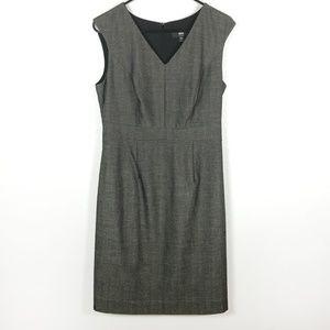 Mossimo Sheath Career Midi Dress Sleeveless